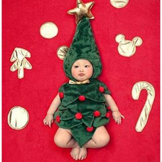 クリスマス コスチューム 赤ちゃん クリスマスツリー(衣装)