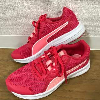 PUMA - PUMA Essential Runner レディース スニーカー 23.5cm
