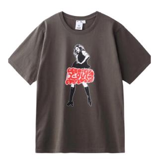 X-girl - エックスガール×ヒステリックグラマー コラボTシャツ