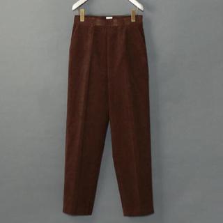 BEAUTY&YOUTH UNITED ARROWS - 新品未使用 6 (roku) CORDUROY PANTS/パンツ