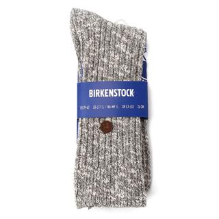ビルケンシュトック(BIRKENSTOCK)の【即日発送】BIRKENSTOCK LEGWEAR  LONDON ホワイト(ソックス)