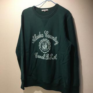 グリーンレーベルリラクシング(green label relaxing)の★GREEN LABEL RELAXLNG★(スウェット)