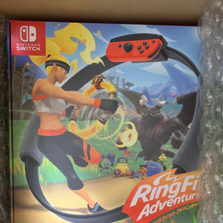 任天堂 - リングフィット アドベンチャー Nintendo Switch