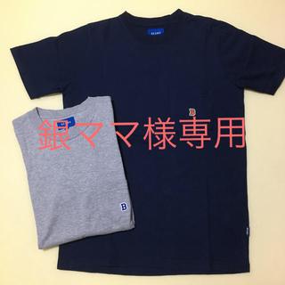 BEAMS - BEAMSクルーネックTシャツ 2枚組