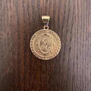 アヴァランチ(AVALANCHE)の【最終値下】アヴァランチ 10K イエローゴールド ペンダントヘッド (ネックレス)