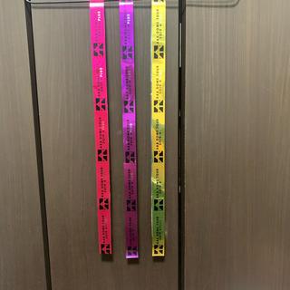 AAA - AAA テープ 桃紫黄