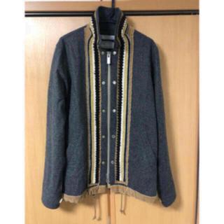 sacai - sacai  刺繍 ジャケット ブルゾン サイズ2