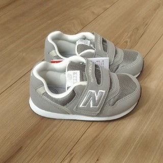 New Balance - 箱なし ニューバランス ベビー スニーカー 14.0cm グレー