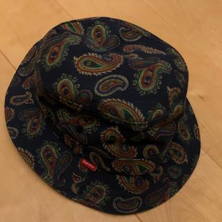 Supreme - supreme paisley crusher hat