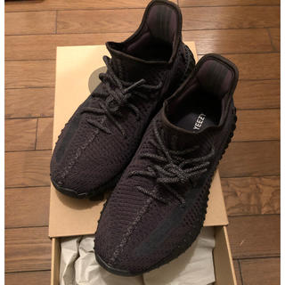 adidas - adidas yeezy boost 350V2 black 26.5used