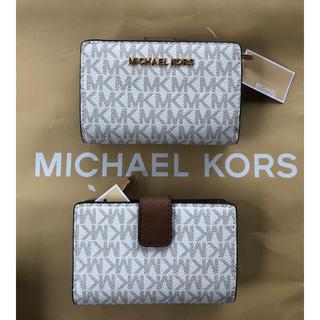 Michael Kors - 大人気!マイケルコース 二つ折り財布