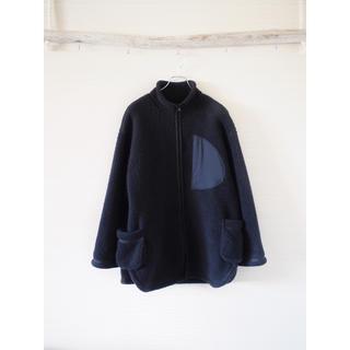 COMOLI - 【Porter Classic×BLOOM&BRANCH】Fleece coat