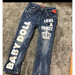BABYDOLL - 【美品】ベビードール デニム