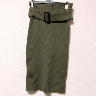 SLY - SLY ニット スカート