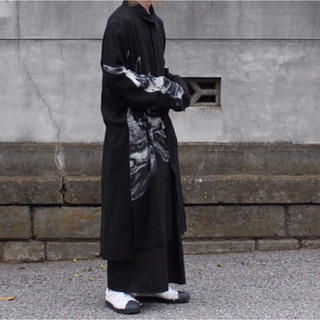 Yohji Yamamoto - yohji yamamoto 18AW 般若シャツ