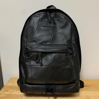 Supreme - Patchwork Leather Backpack