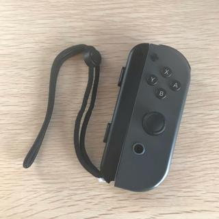 ニンテンドースイッチ(Nintendo Switch)の美品 Nintendo switch ジョイコン (R) グレー(その他)