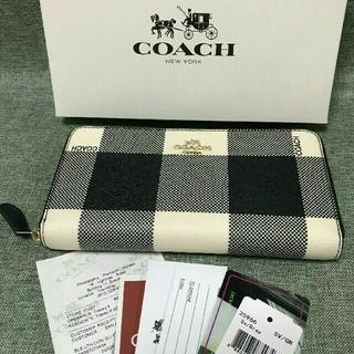 COACH - コーチ長財布 国内発送COACH F25966