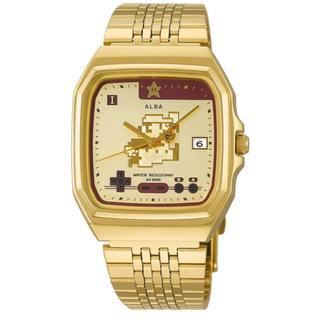 アルバ(ALBA)の新品 SEIKO ALBA スーパーマリオ ACCK711 セイコー アルバ(腕時計(アナログ))