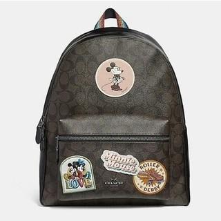 COACH - COACH F29355 バッグパック ディズニー ミニーマウス レデ