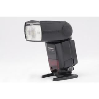キヤノン(Canon)のCanon SPEEDLITE 580EXⅡ【元箱・付属品完備】(ストロボ/照明)