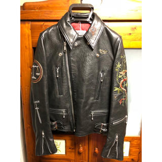 Lewis Leathers - Heroes Leather jacket