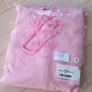 dholic - chuu パーカー 新品 pink 半額