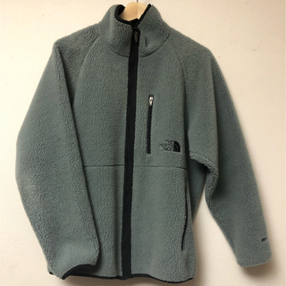 THE NORTH FACE - the north face ボア フリース GORE WINDSTPPER