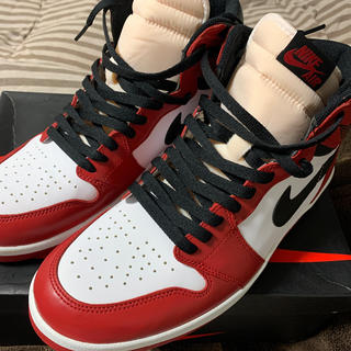 NIKE - 新品未使用!AIR JORDAN 1 HIGH THE RETURN