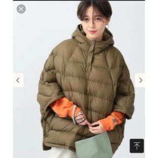 THE NORTH FACE - THE NORTH FACE ☆ピローチョ☆ダウンポンチョ☆新品未使用