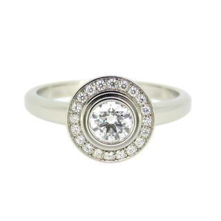 カルティエ(Cartier)のカルティエ ダムール ダイヤ リング(リング(指輪))