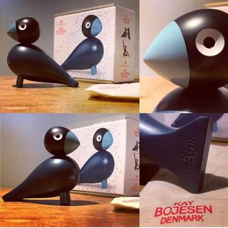 カイボイスン(Kay Bojesen)の希少なカイボイスン songbird 400個限定(置物)