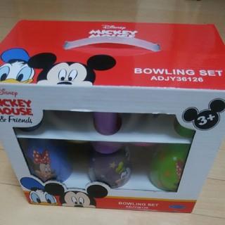 Disney - ミッキーボウリングセット未使用品