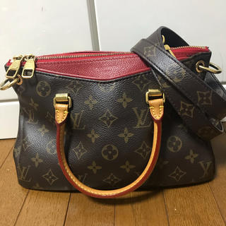 LOUIS VUITTON - 正規品ルイヴィトンパラスbb