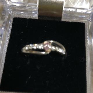天然ピンクダイヤモンド、ダイヤモンドリング(リング(指輪))