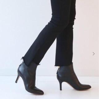 DEUXIEME CLASSE - ペリーコ  バックジップショートブーツ 新品