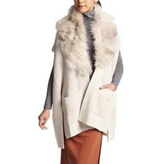 DOUBLE STANDARD CLOTHING - ダブルスタンダードクロージング フォックスファージレ ベスト