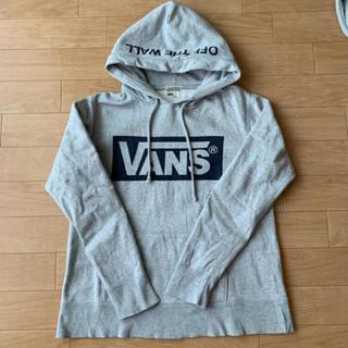 VANS - Vans レディースパーカーMサイズ