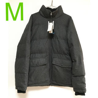 新品!MODIFIED ウール中綿ジャケット ウールブルゾン