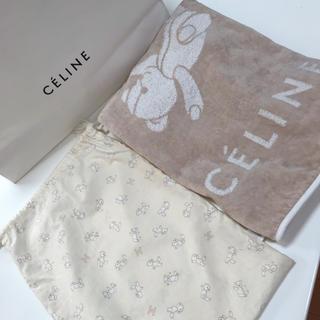 セリーヌ(celine)のセリーヌベビー 綿毛布(おくるみ/ブランケット)