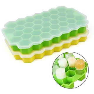 アイス型 製氷皿 製氷器 フタ付き シリコン製 高耐久性 柔らかい