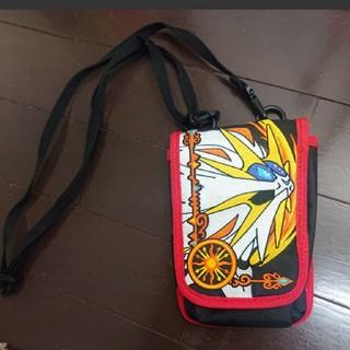 ポケモン(ポケモン)の3DS ケース ポケモン ソルガレオ サン&ムーン(携帯用ゲーム機本体)