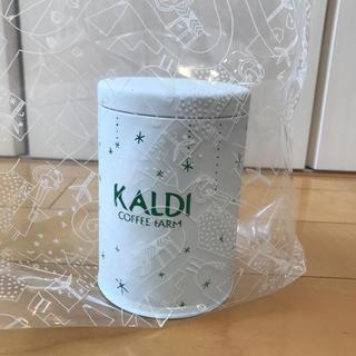 KALDI - カルディ   ノエル キャニスター缶