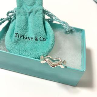ティファニー(Tiffany & Co.)のティファニー  廃盤 ジグザグ リング 9 指輪 シルバー 925 パロマピカソ(リング(指輪))