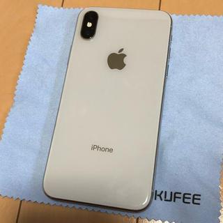 Apple - iPhonex SIMフリー docomo 64G