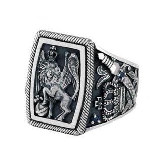 ジャスティンデイビス(Justin Davis)の新品◆JUSTIN DAVIS◆REGAL CHAMBER RING◆11号◆(リング(指輪))