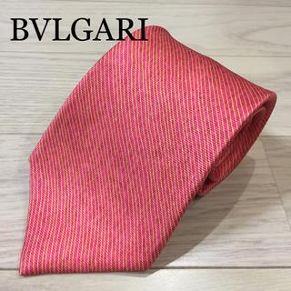 BVLGARI - BVLGARI ブルガリ シルクネクタイ ③