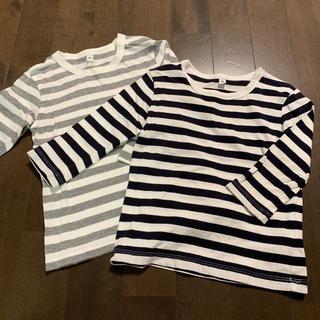 ムジルシリョウヒン(MUJI (無印良品))の無印良品 ロンT 90(Tシャツ/カットソー)