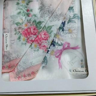 クリスチャンディオール(Christian Dior)のちゃちゃさん 取引成立済みです クリスチャンディオールオジャ―ル  (ハンカチ)