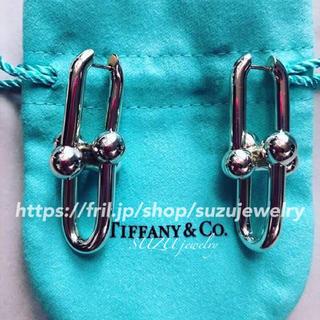 Tiffany & Co. - 新作トレンド❤️ 瑛茉ジャスミン愛用✨ハードウェア k18 ティファニー好きに